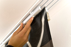 al designhaus vorhangsysteme piccolo fl chenvorhang