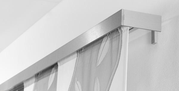 Häufig AL Designhaus Vorhangsysteme | piccolo – Flächenvorhang und SG52