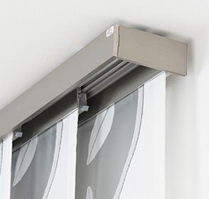 al designhaus vorhangsysteme piccolo fl chenvorhang und raffrollo system in einem. Black Bedroom Furniture Sets. Home Design Ideas